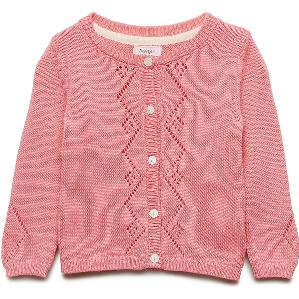 Noa Noa Miniature Cardigan - Rose (2-5272-1)