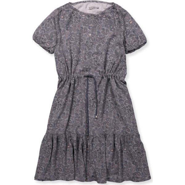 Wheat Therese Dress - Paisley