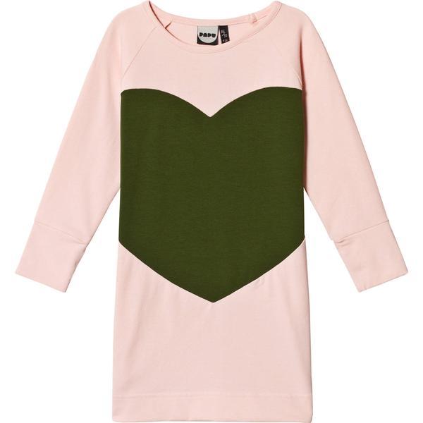 Papu Heart Dress - Pink (323707)