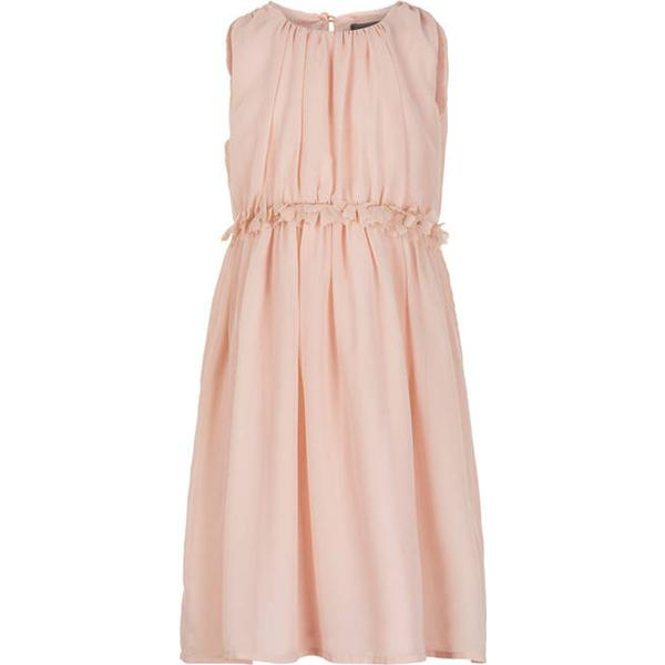 Creamie Chiffon Dress - Rose Smoke (821044 R-5506)