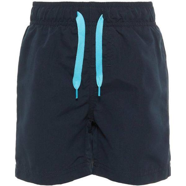 Name It Mini Long Swimshorts - Blue/Dark Sapphire (13165657)