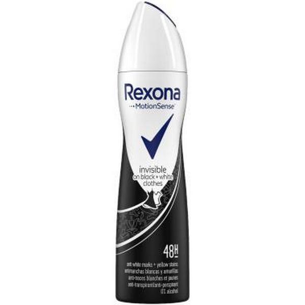 Rexona Invisible On Black + White Clothes Deo Spray 200ml