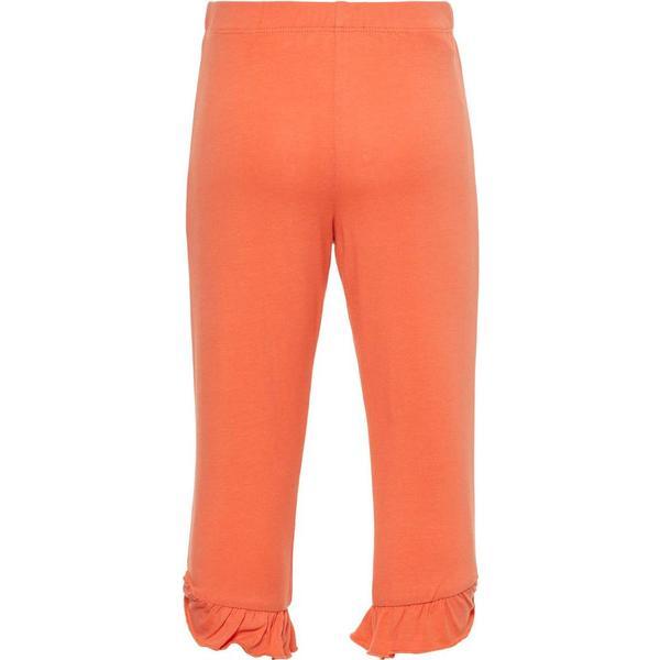 Name It Mini Capri Leggings - Orange/Emberglow (13166292)