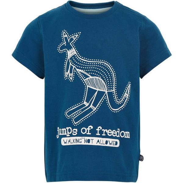 Minymo T-shirt - Dark Navy (130992-7350)