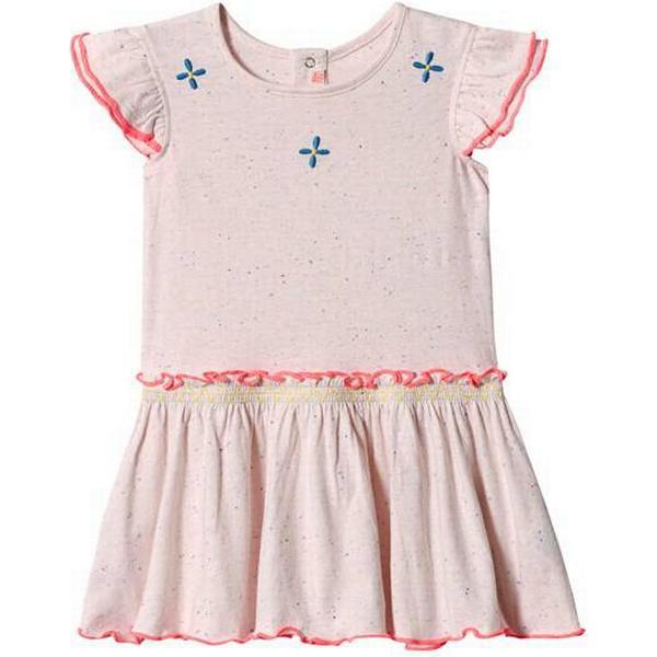 BillieBlush Spot Dress - Pale Pink (383516)