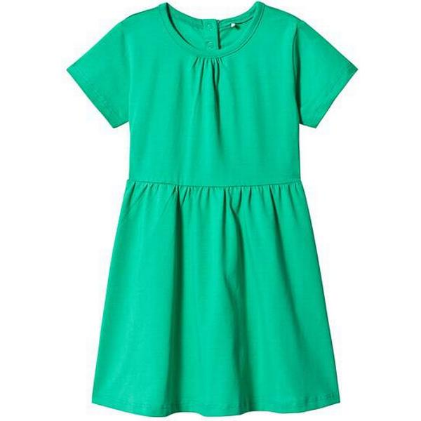 A Happy Brand Short Sleeve Dress - Green (372556)