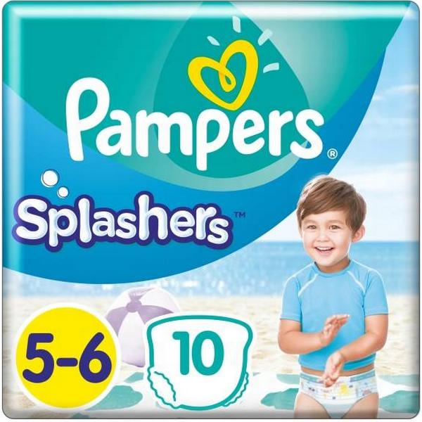 Pampers Splashers S5-6 - White