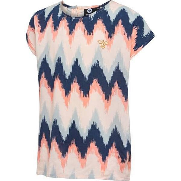 Hummel Anika T-Shirt - Pale Peach (203574-3335)