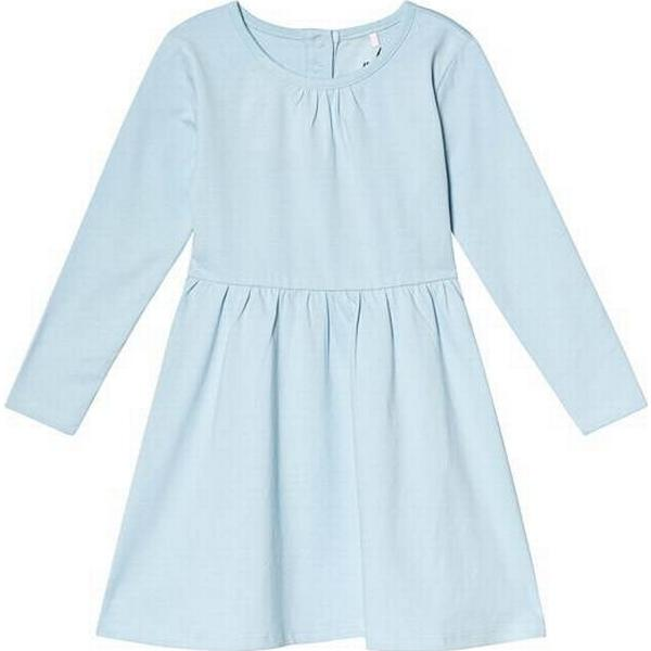 A Happy Brand Long Sleeve Dress - Blue (372227)