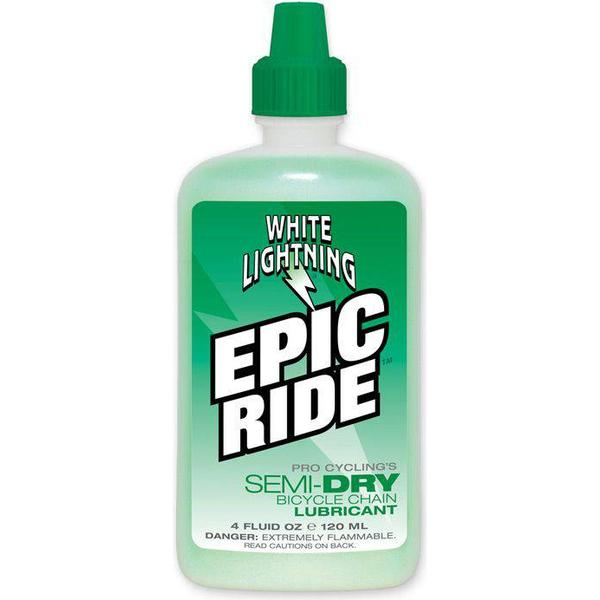 White Lightning Epic Ride 120ml