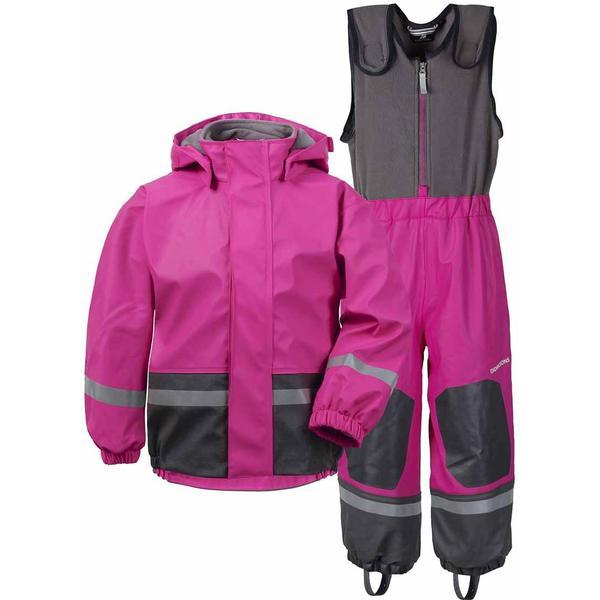 Didriksons Boardman Kid's Set - Plastic Pink (502685-322)