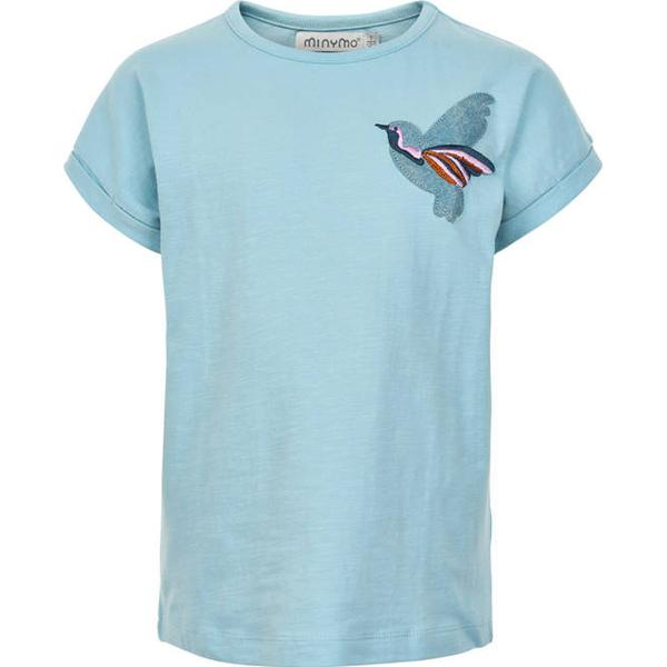 Minymo T-shirt - Forget-Me-Not (141035-7841)