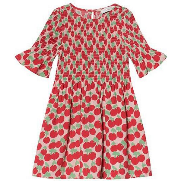 Stella McCartney Cherry Dress - Love Red/Cherry (540974SMK36K6642)