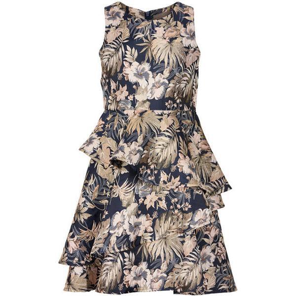 Creamie Jacquard Dress - Total Eclipse (821163-7850)
