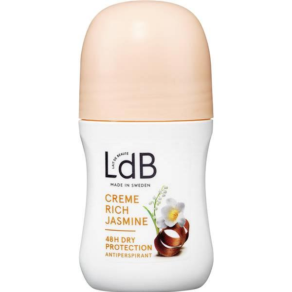LdB Creme Rich Jasmine Roll-on 60ml
