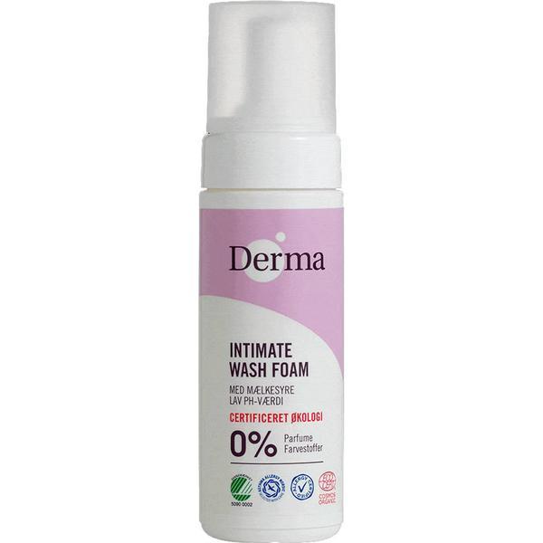 Derma Eco Woman Intimate Wash Foam 150ml