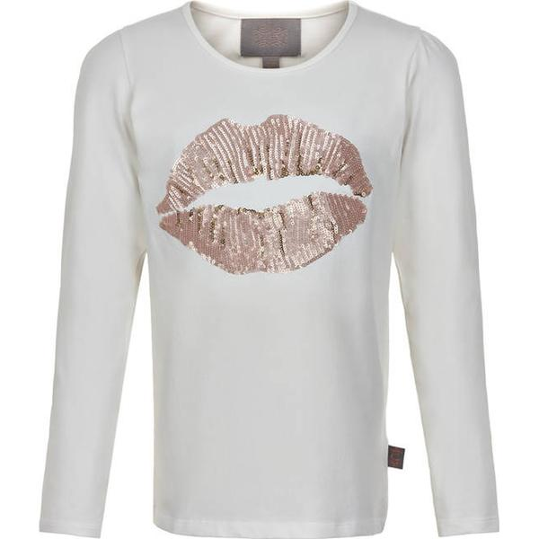 Creamie Blouse Lips Sequins - Rose Smoke (821248-5506)