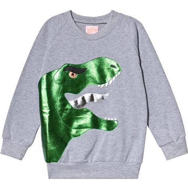 Wauw Capow Mr. T Sweatshirt - Grey (515763)