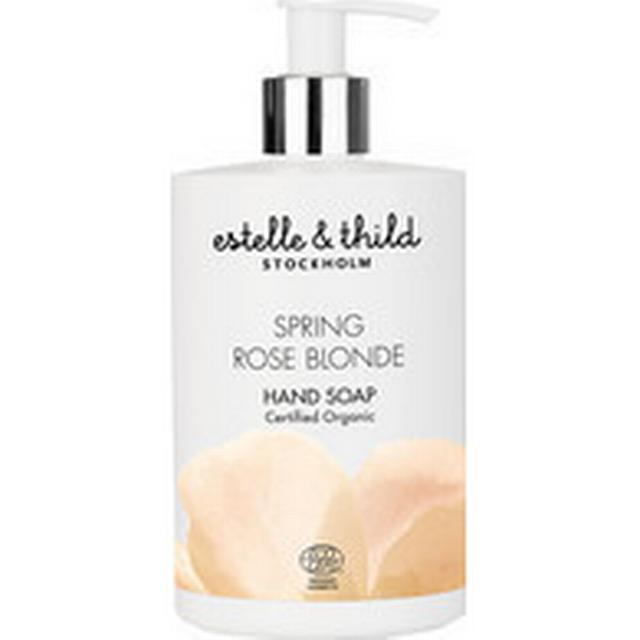 Estelle & Thild Hand Soap Spring Rose Blonde 250ml