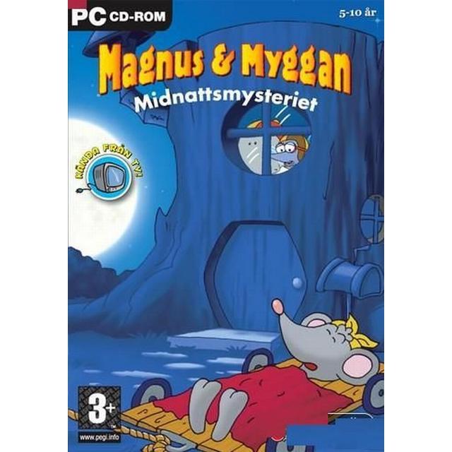 Magnus & Myggan: Midnattsmysteriet