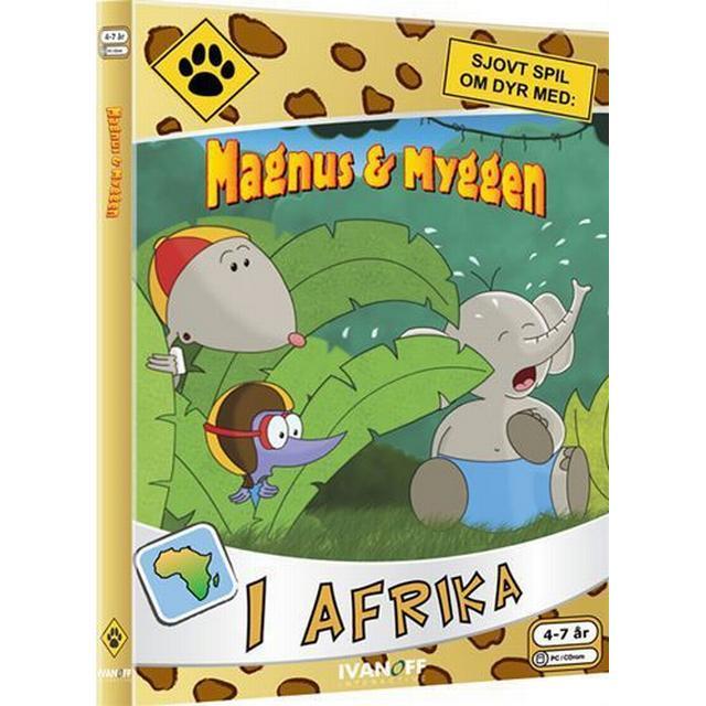 Magnus & Myggen: i Afrika