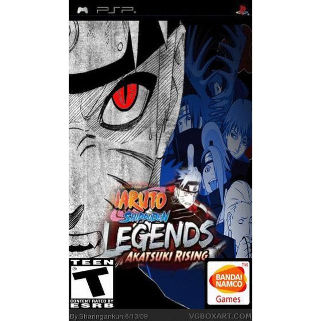 Naruto Shippuden: Legends: Akatsuki Rising