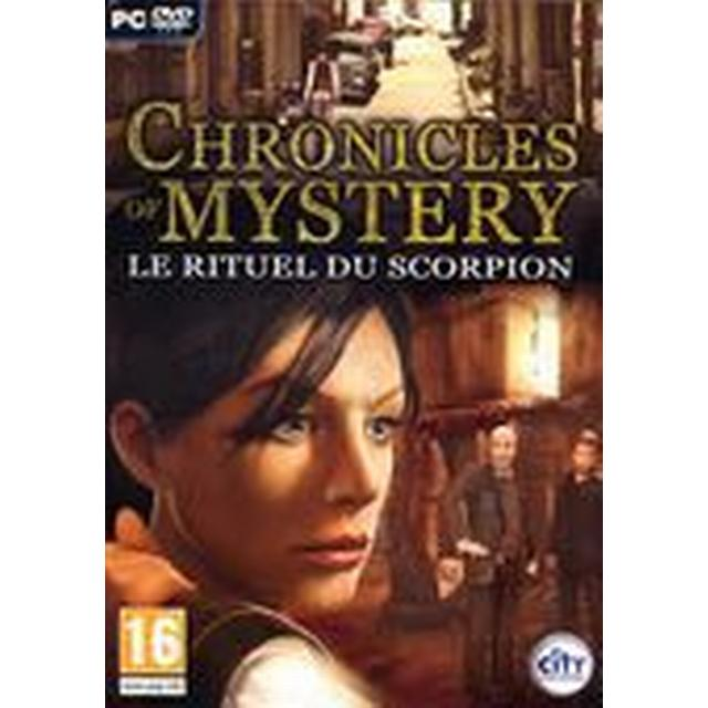 Chronicles of Mystery : The Scorpio Ritual
