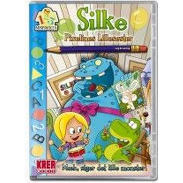 Silke 4 Pixelines Lillesoster: Mæh siger det lille monster