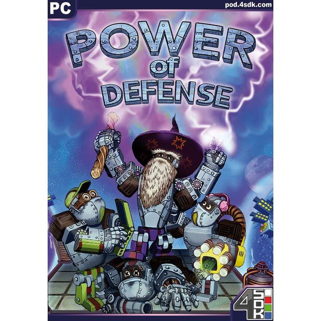 Power Of Defense: Defend Your World