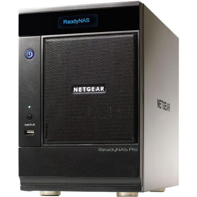 Netgear Readynas pro RNDP6000