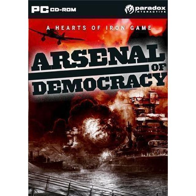A Hearts of Iron Game: Arsenal of Democracy