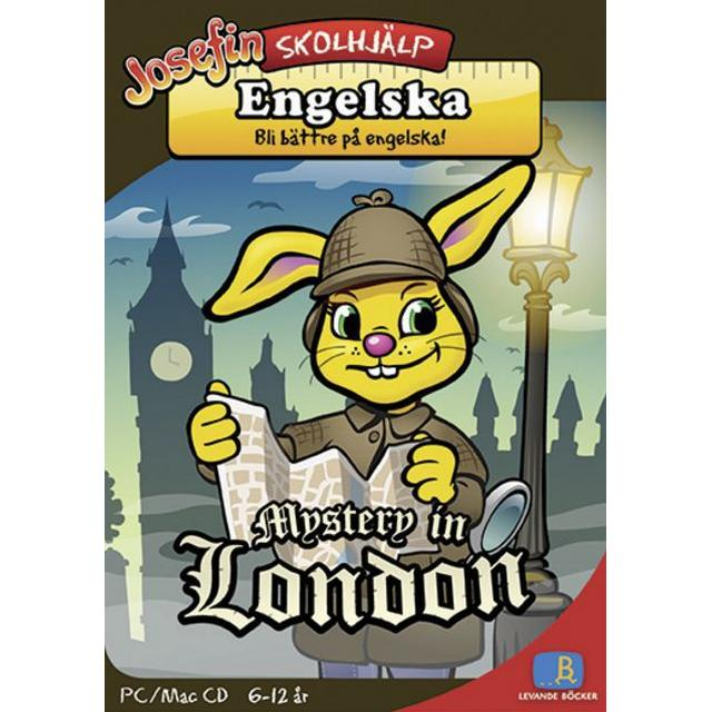 Josefin: Engelska - Mystery in London