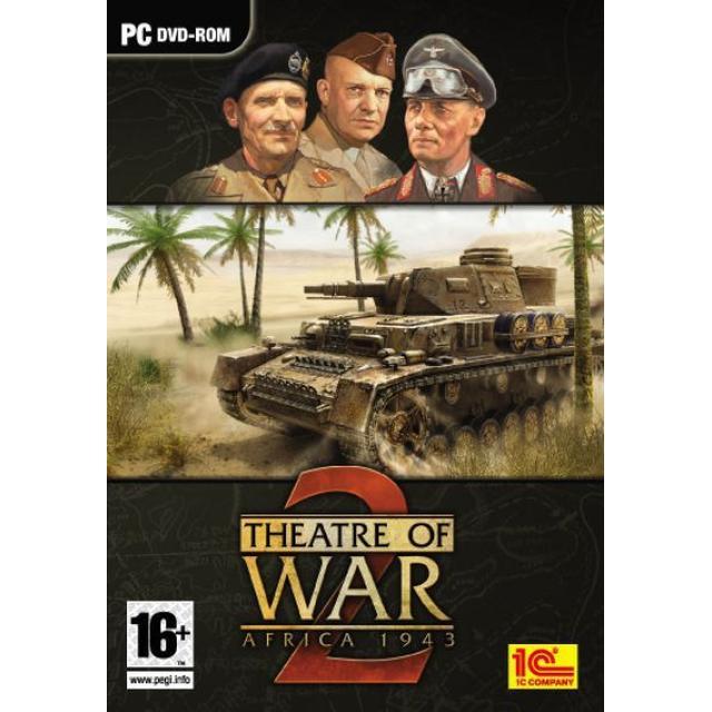 Theatre of War 2: North Africa 1943