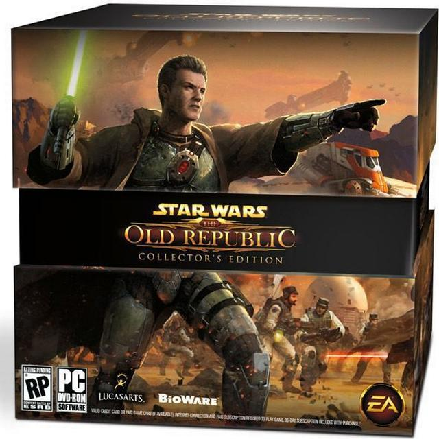 Star Wars: The Old Republic - Collectors Edition