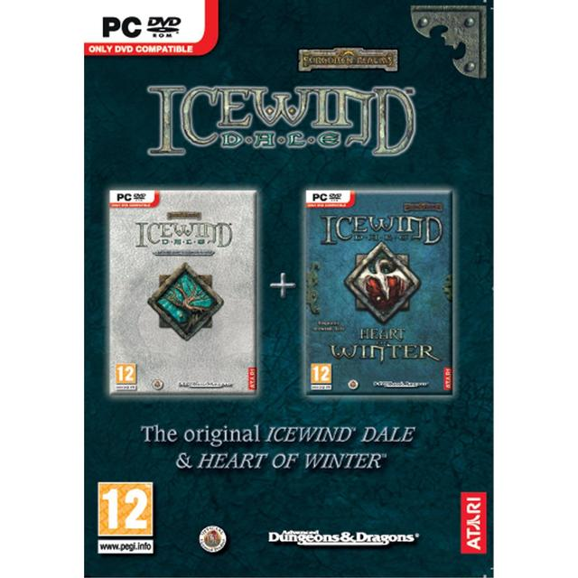 Double Pack (Icewind Dale + Heart of Winter)