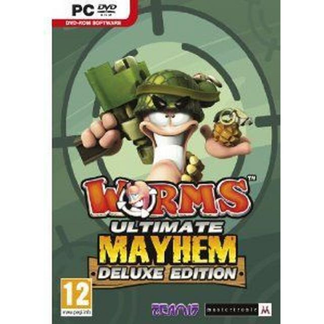Worms Ultimate Mayhem: Deluxe Edition