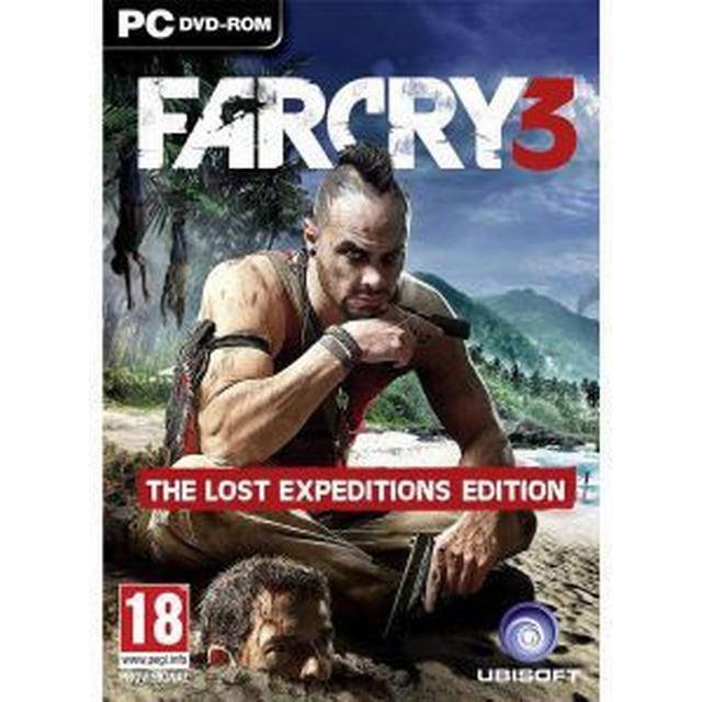 Far Cry 3: The Lost Expeditions Edition