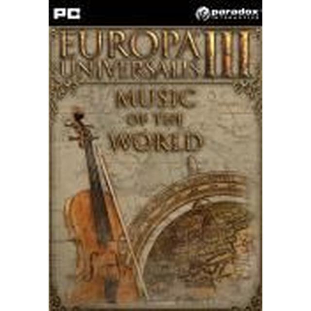Europa Universalis 3: Music of the World