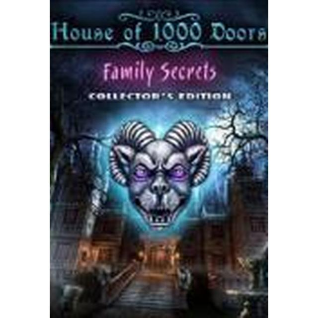 House of 1000 Doors: Family Secrets- Colletor's Edition