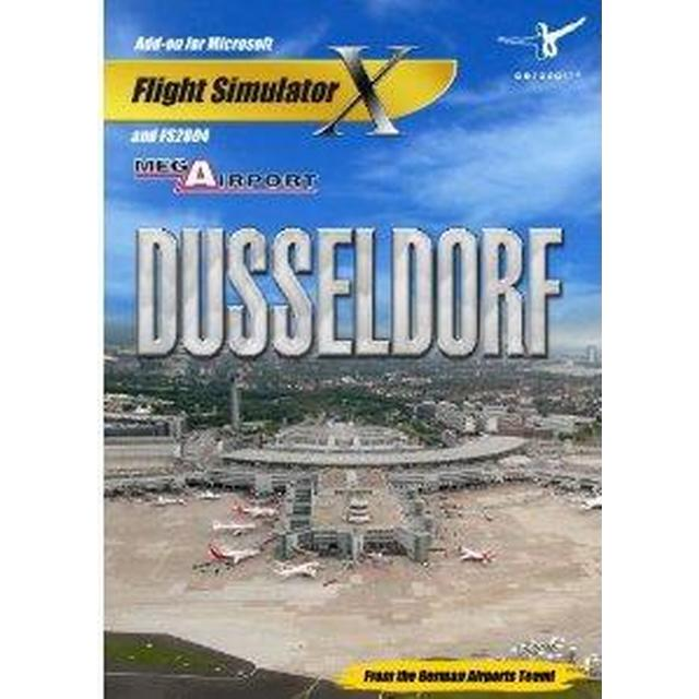 Microsoft Flight Simulator X & Prepar3D & Microsoft Flight Simulator 2004 Expansion: Mega Airport Dusseldorf