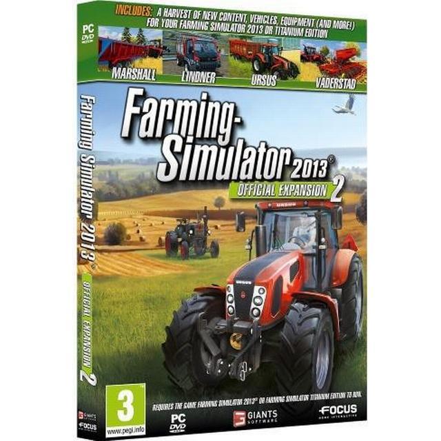Farming Simulator 2013: Official Expansion 2