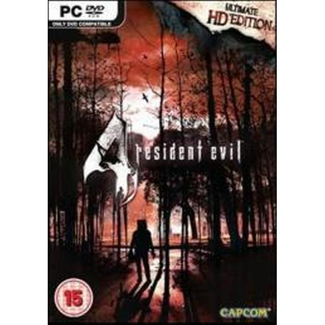 Resident Evil 4: HD Ultimate Edition