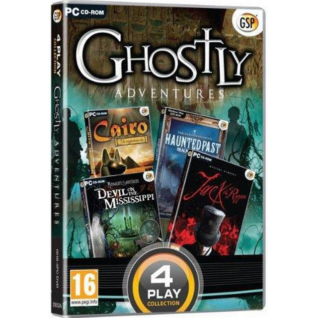 4 Play Collection: Ghostly Adventures