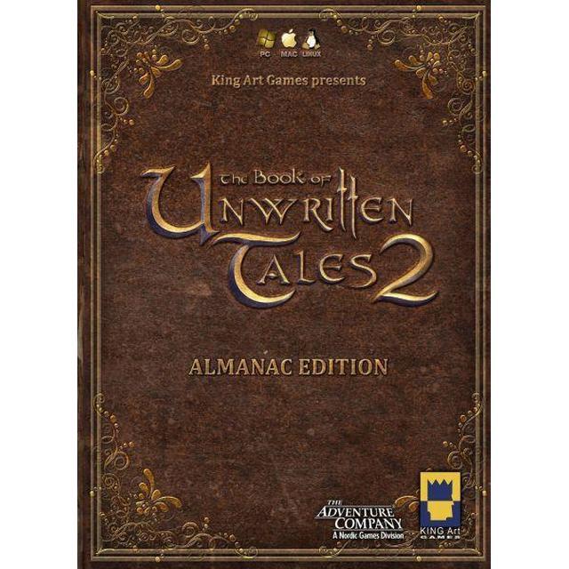 The Book of Unwritten Tales 2: Almanac Edition