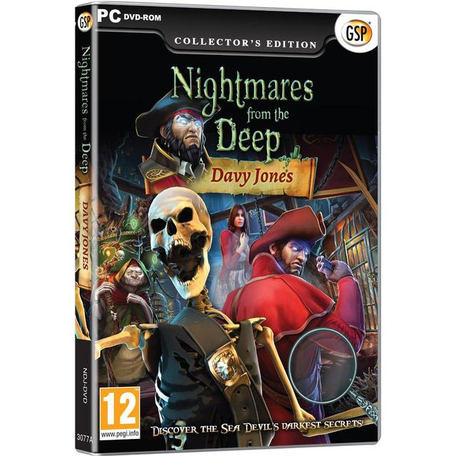 Nightmares from the Deep: Davy Jones - Collector's Edition