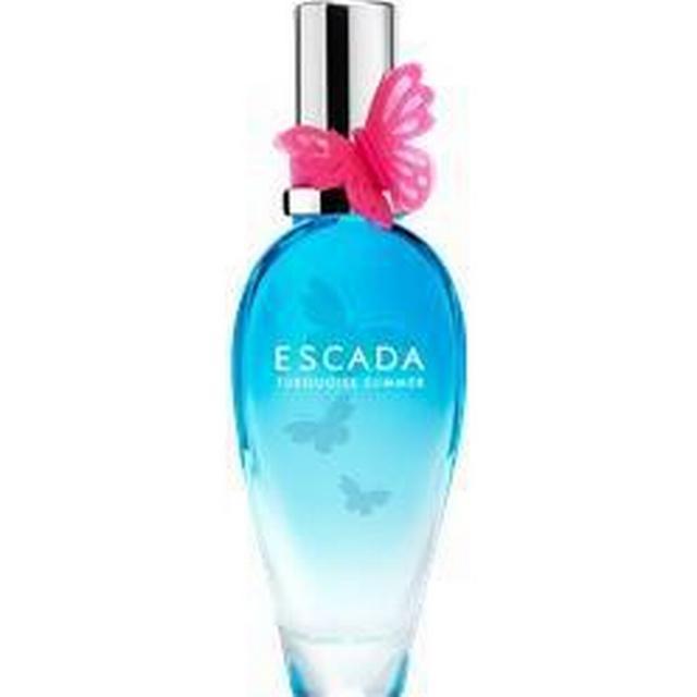 Escada Turquoise Summer Edt 100ml Se Priser 1 Butikker