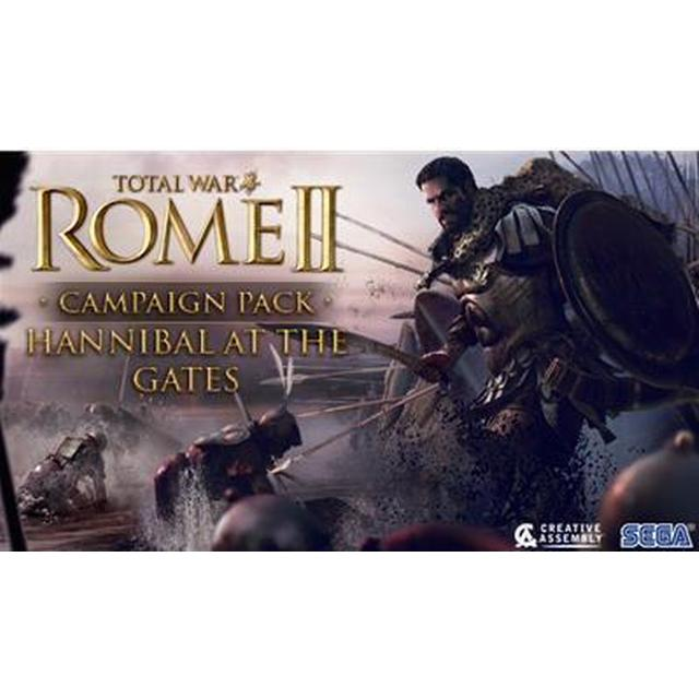 Total War: Rome 2- Hannibal at the Gates