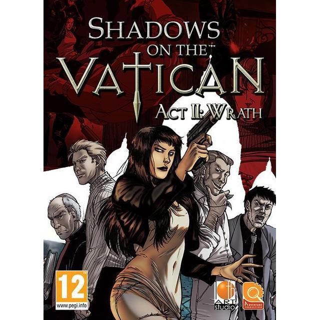 Shadows on the Vatican Act 2: Wrath