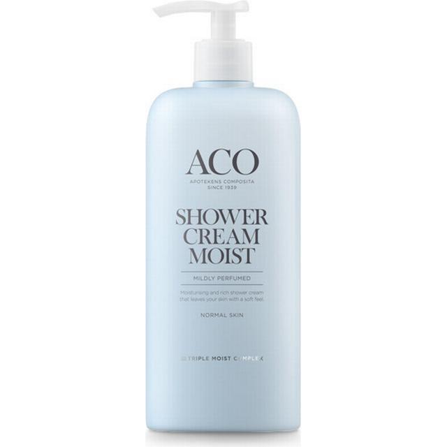 ACO Shower Cream Moist 400ml