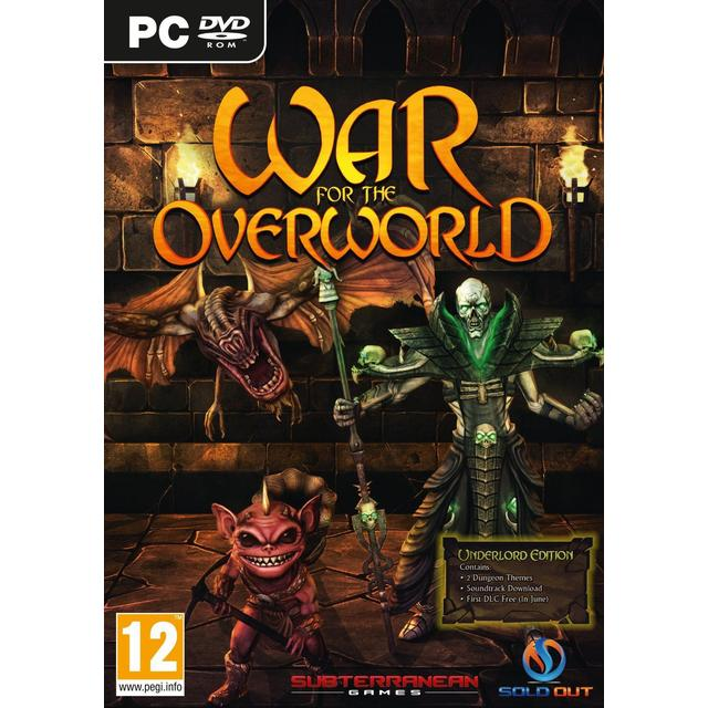 War for the Overworld: Underworld Edition